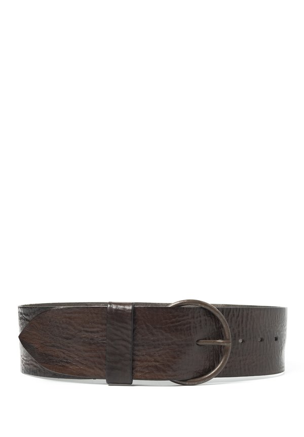 Ricardo Forconi Wide Leather with Round Buckle