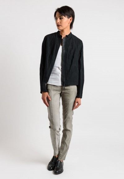 Annette Görtz Long Sleeve Jacket in Black