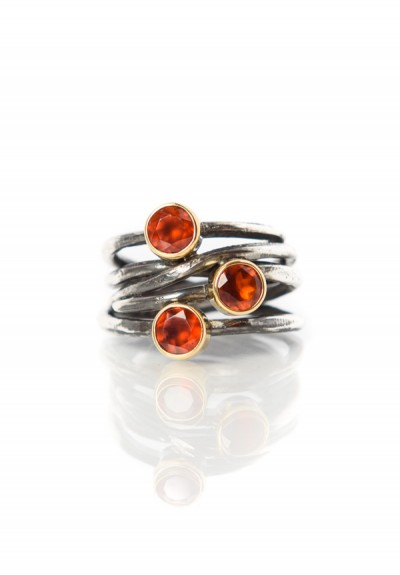 Greig Porter Fire Opal Wrap Ring