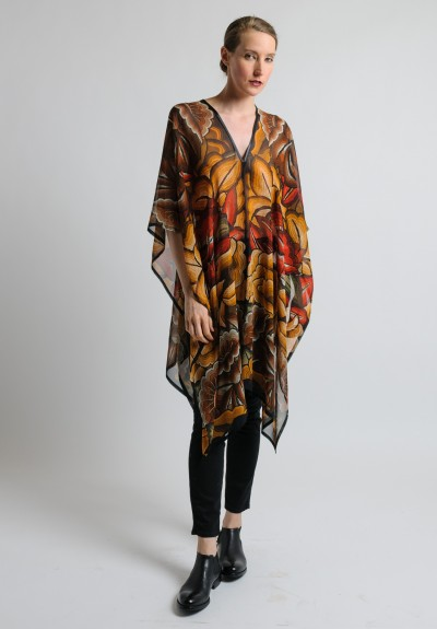 pineda covalin poncho how to wear