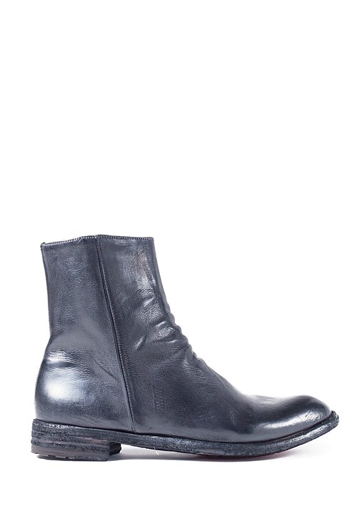 Officine Creative Lexikon High Ankle Boot in Dark Grey