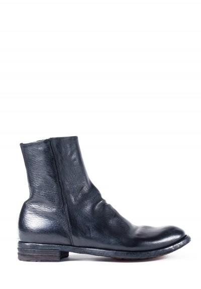 Officine Creative Lexikon High Ankle Boot in Black