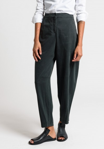 Oska Nomi Relaxed Pant in Volcano