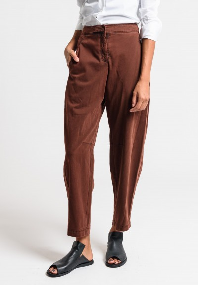 Oska Nomi Relaxed Pant in Cranberry