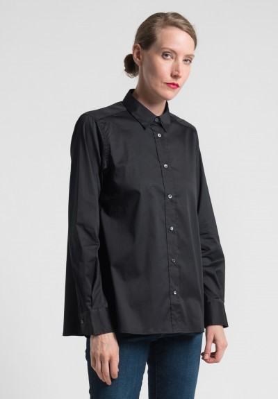 Lareida Pepita Shirt in Black