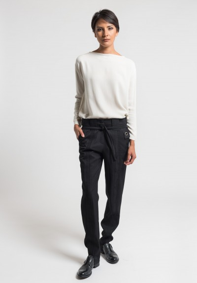 Damir Doma Pasolini Pants in Coal