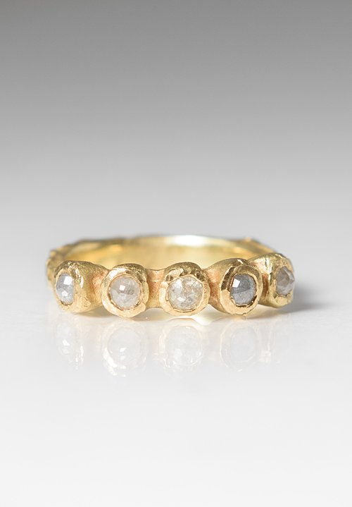 TAP by Todd Pownell 5 Congnac Diamond Ring