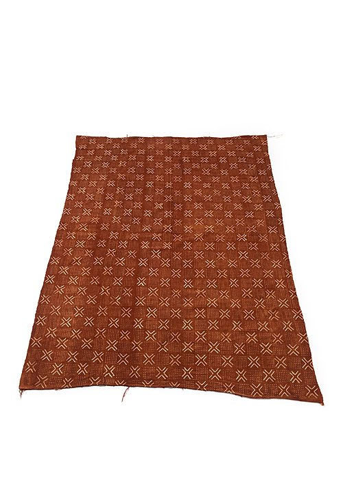 Shobhan Porter Moroccan Mud Cloth Throw Natural