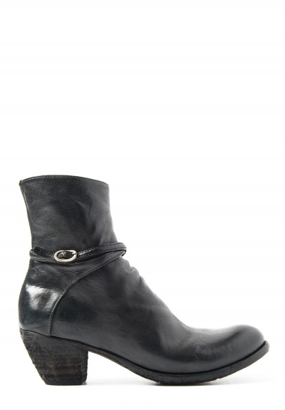 Officine Creative Godard Bootie in Lava