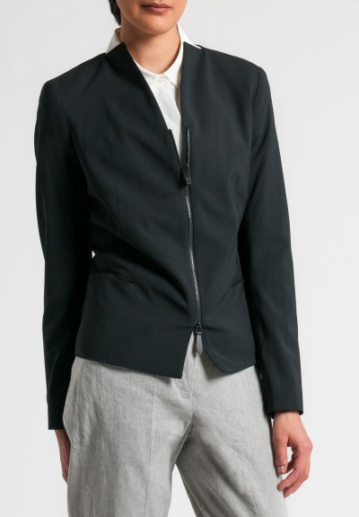 Annette Görtz Testa Jacket in Nero