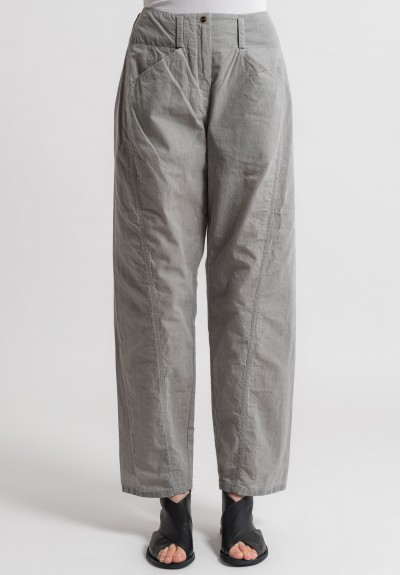 Annette Gortz Cotton Gilo Pants in Grey