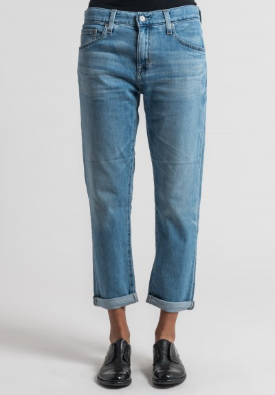 AG Jeans 16 Year Aged Ex-Boyfriend Slim Jeans in Interlude