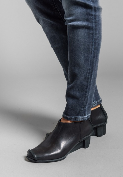 Trippen 26 Ankle Bootie in Black