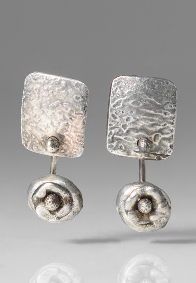 Holly Masterson Sterling Silver Earrings