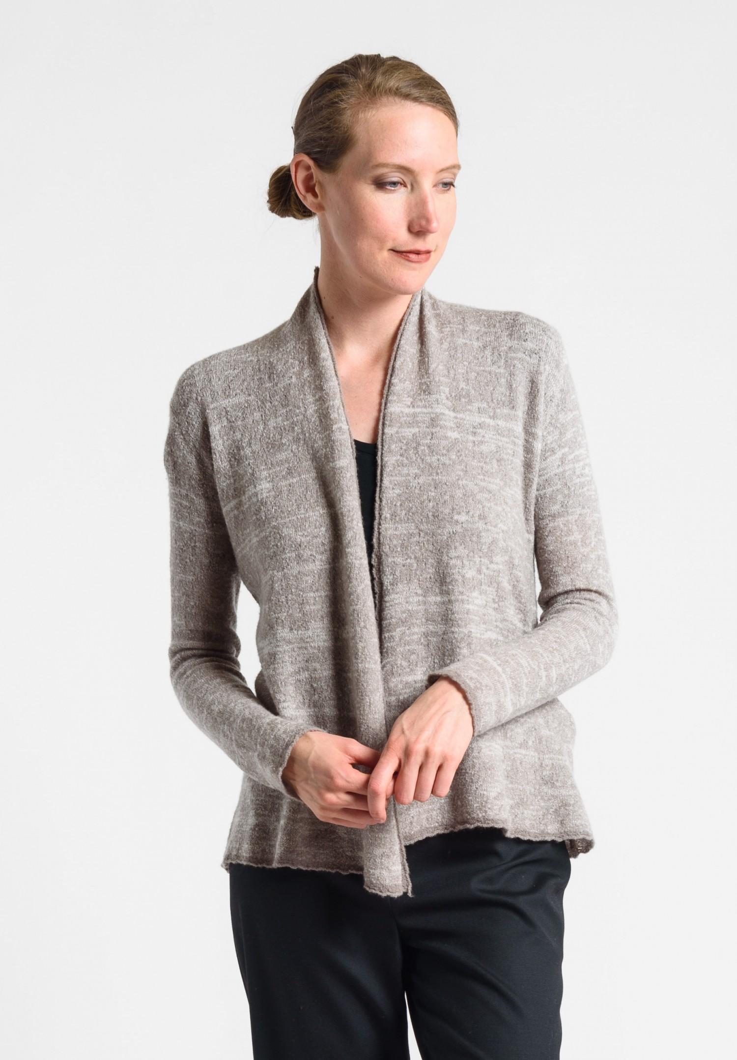 Lainey Lightweight Cashmere Sweater in Light Beige | Santa Fe Dry ...