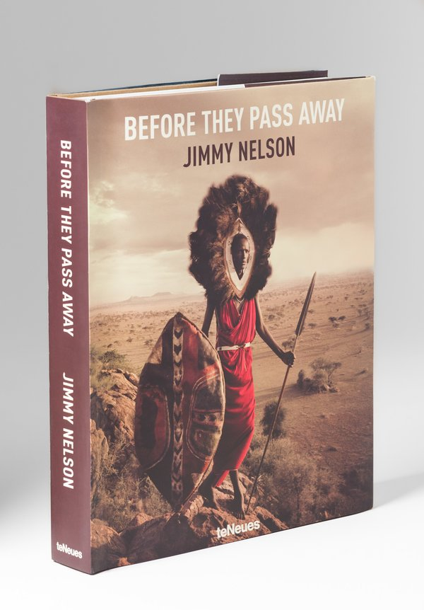 """Before They Pass Away"" by Jimmy Nelson"