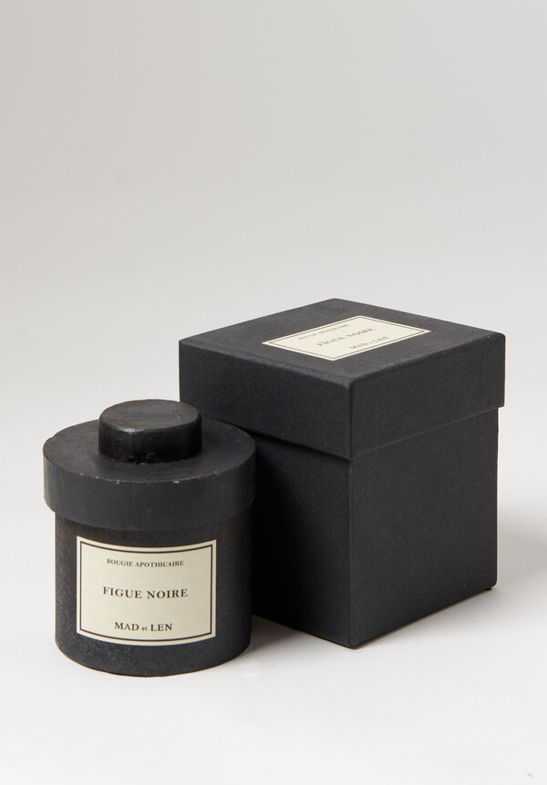Mad et Len Handmade Apothicaire Candle
