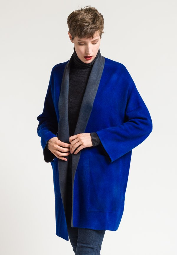 Avant Toi Oversized Square Duster in China