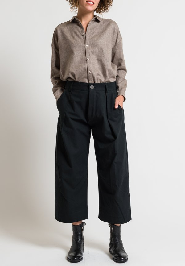 Toogood Calico Tinker Trousers in Flint