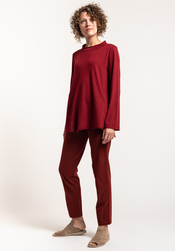 Oska Ropa Pants in Lava