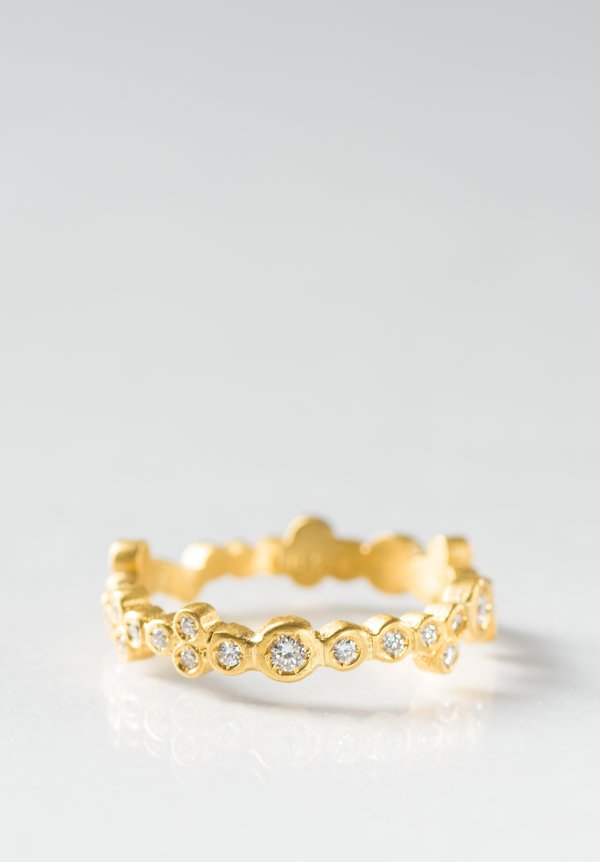 Lika Behar 24K, Dylan Diamond Ring