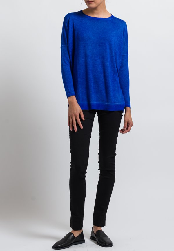 Avant Toi Relaxed Lightweight Sweater in China
