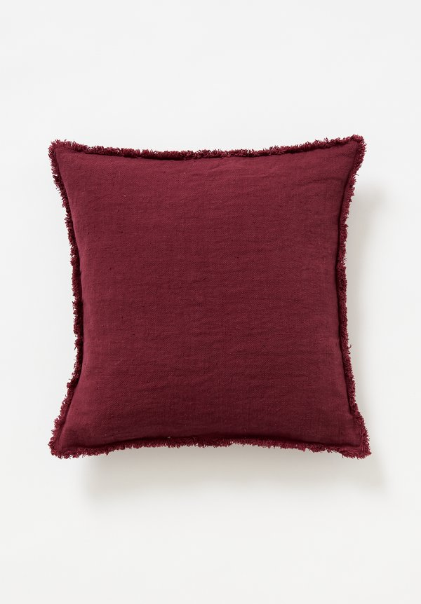 Himla Linen Jolin Pillow in Bloom