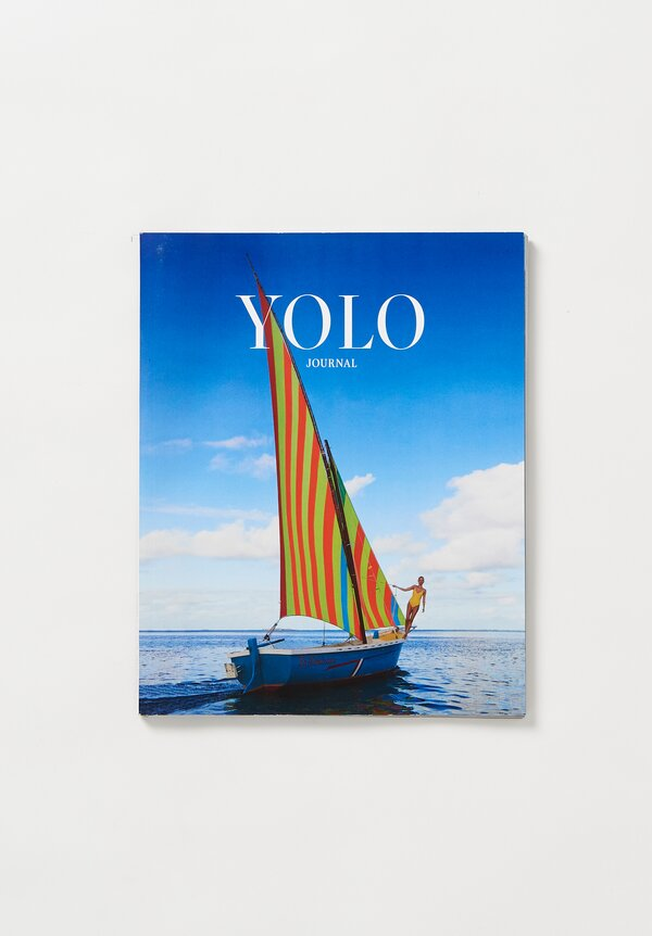 Yolo Journal, Issue 3