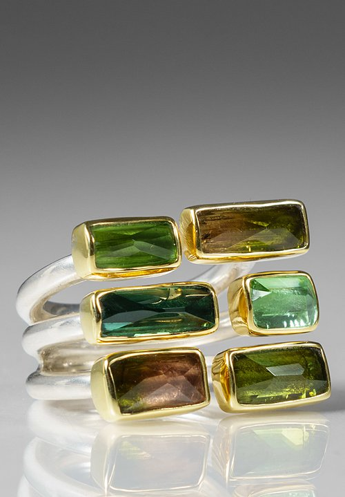 Margoni Tourmaline Ring