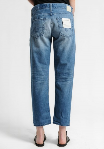 AG Jeans Ex-Boyfriend Slim Jeans in Light Denim