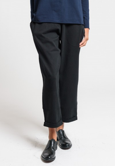 Labo.Art Panta Paride Lore Pants in Black