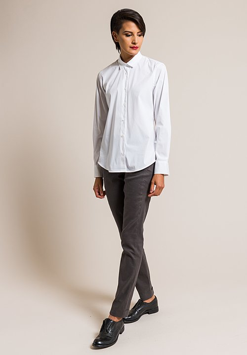 Lareida Pauline Shirt in White