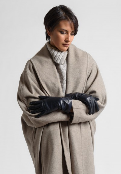 Hestra Cashmere Lined Hairsheep Gloves in Ultra Marine