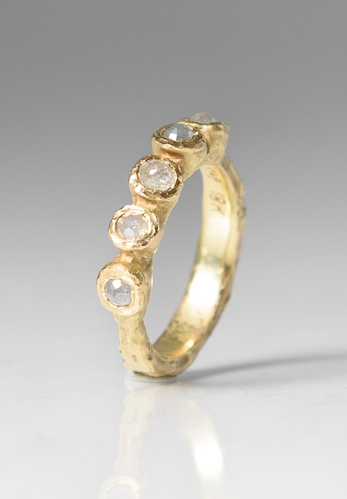 TAP by Todd Pownell 5 Congac Diamond Ring