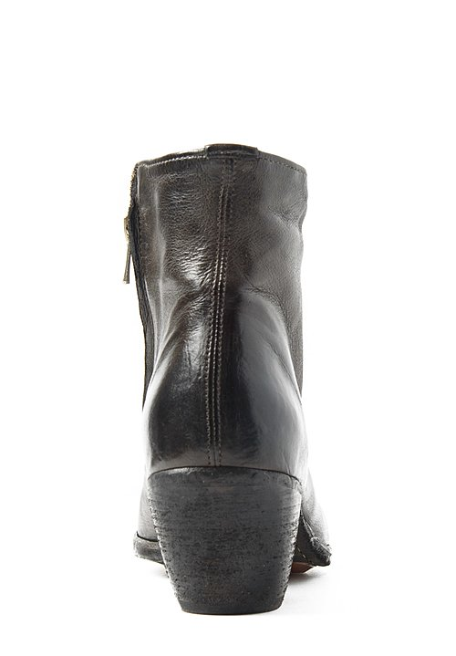 Officine Creative Godard Bootie in Pomice