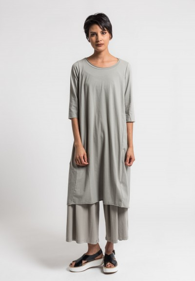 Labo.Art Abito Coro Jersey Dress in Greige