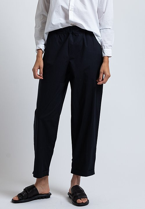 Labo.Art Panta Vela Clara Pants in Black