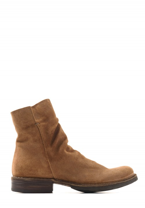 Fiorentini and Baker Elf Suede Boots in Rovere