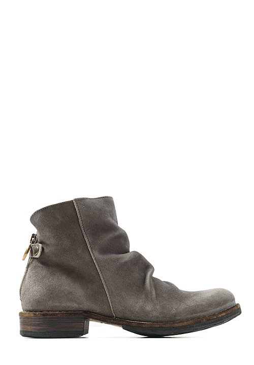 Fiorentini and Baker Elina Suede Ankle Boots in Brown