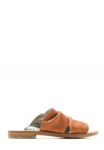 Fiorentini and Baker Faber Mule Sandal in Sella