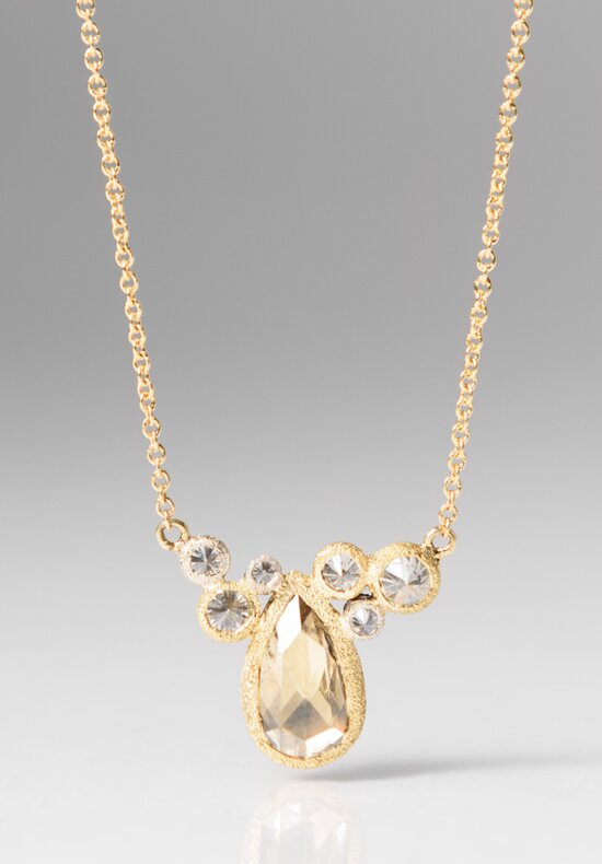 Tap by Todd Pownell Diamond Pendant Necklace