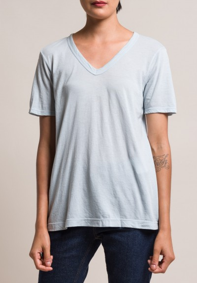 Wilt Easy V-Neck Short Sleeve Tee in Dusk