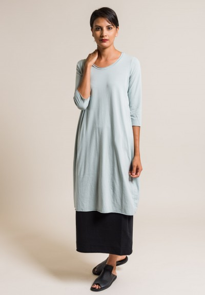 Labo.Art Abito Ortica Jersey Dress in Moon