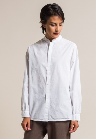 Labo.Art Camicia Baviera Sushi Shirt in White