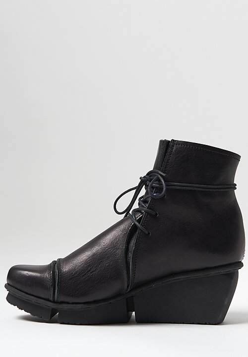Trippen Lacuna Boot in Black