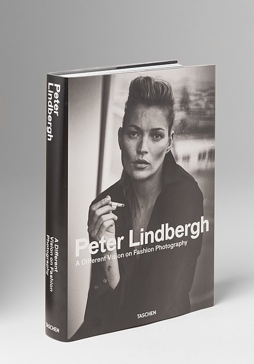 Taschen A Different Vision on Fashion Photography by Peter Lindbergh