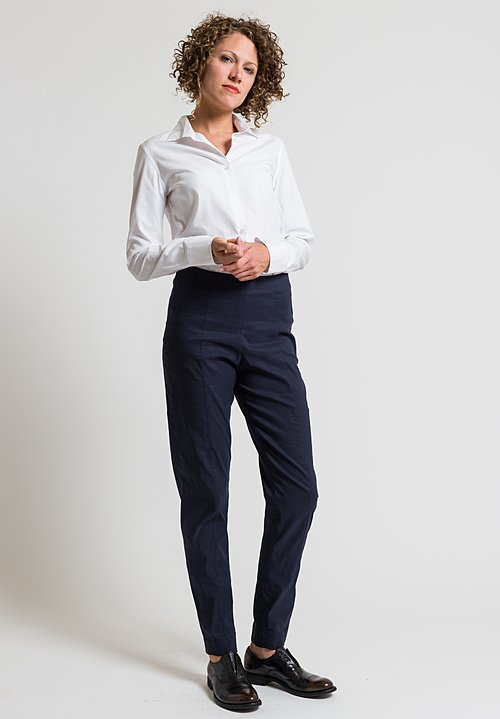 Peter O. Mahler Seam Pants in Navy