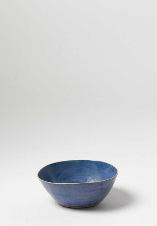 Ceramic Ramen Bowls in Blue