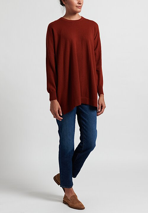Hania New York Marley Sweater in Harissa
