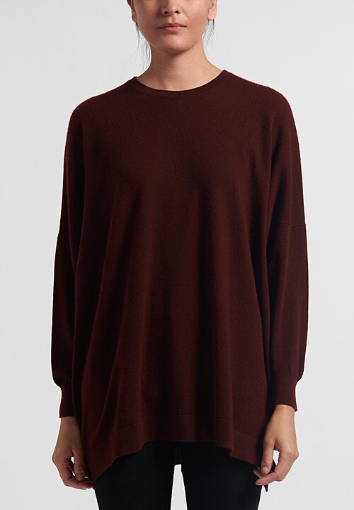 Hania New York Marley Sweater in Port